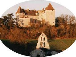 Château De Goudourville  Valence