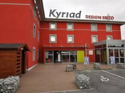 Kyriad Design Enzo Reims Tinqueux Tinqueux