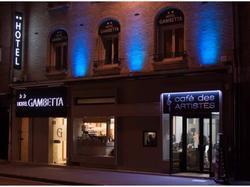 Hôtel Gambetta - Café Des Artistes Reims