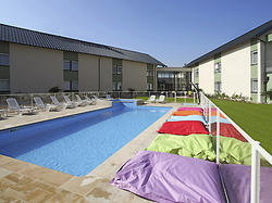 ibis Styles Bourges Bourges