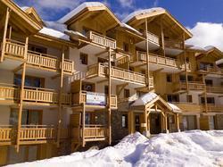 Photo de la résidence Madame Vacances Les Balcons des Airelles à Les Orres