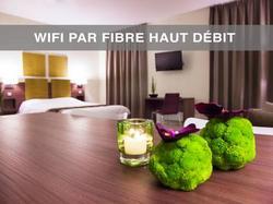 Kyriad Chambéry Centre - Hôtel et Résidence