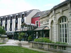 Hôtel Restaurant du Parc de La Colombiere Dijon