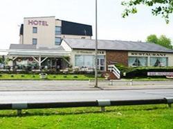 Hôtel Restaurant Le Teinchurier Brive-la-Gaillarde