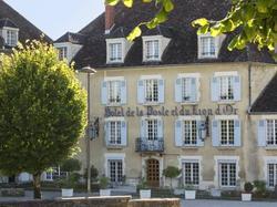 Hôtel De La Poste & Du Lion Dor Vézelay