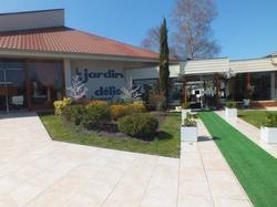 Hotel Restaurant Le Jardin Délice Saint-Victor