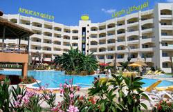 hotel african queen hammamet hammamet