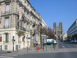 Hôtel de la Cathédrale Reims