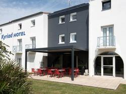 Hôtel Kyriad La Rochelle Centre Ville La Rochelle