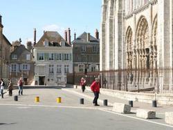Le Parvis Chartres