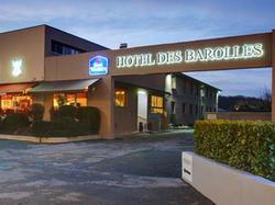 Best Western Hôtel des Barolles - Lyon Sud Brignais