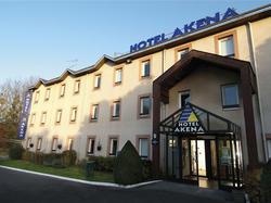 Hôtel Akena De Clermont Agnetz