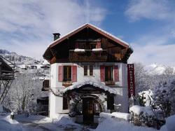 Hotel Chalet Hôtel La Maison Blanche Saint-Gervais-les-Bains