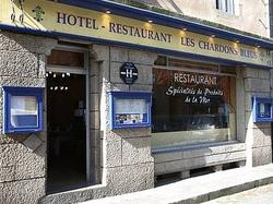 Logis hotel Les chardons bleus Roscoff