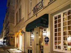Hotel De Lutece : Hotel Paris 4