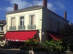 Hotel Hotel Café de la Gare Sainte-Foy-la-Grande