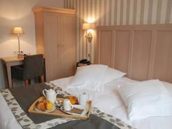 Hôtel Les Fleurs Pontaubert