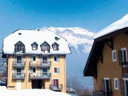 Lagrange Confort+ Les Arolles Saint-Gervais-les-Bains