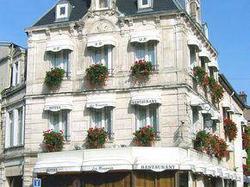 Hôtel Restaurant Des Remparts Chaumont