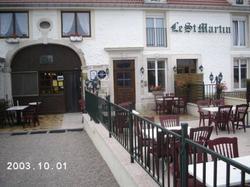 Hotel Saint Martin Bourg-Sainte-Marie
