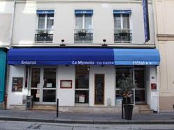 Hotel Le Myosotis  : Hotel Paris 14