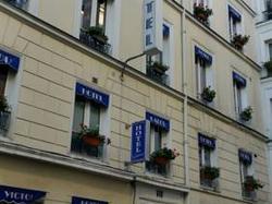 Hotel Victory Galou : Hotel Paris 10
