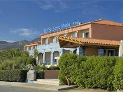 Hotel Best Western Hôtel Santa Maria L'Ile-Rousse