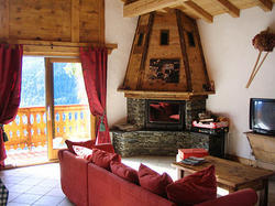 Photo of the residence Odalys Chalet Gaiduch at La Rosière