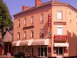 Hotel Le Faisan Montluon