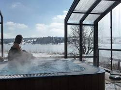 Instants d'Absolu-Ecolodge&Spa-Lac du P�cher - Hotel