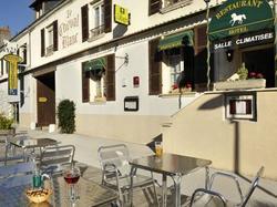 Hotel LOGIS HOSTELLERIE DU CHEVAL BLANC Sainte-Maure-de-Touraine