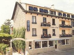 Logis Hotel Le Sablier Du Temps Argentat