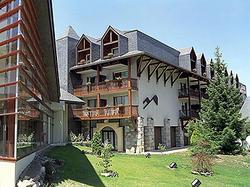 Hôtel Mercure Saint Lary Sensoria Saint-Lary-Soulan