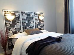 Hotel Cosy Monceau : Hotel Paris 17
