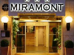 Hôtel Miramont Lourdes