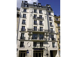 Hotell Mercure Paris Bastille Marais, PARIS