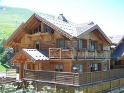 Odalys Chalet Harmonie Les-Deux-Alpes