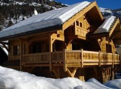 Odalys Chalet Les Clarines Brian�on