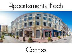 Apartement Foch Cannes
