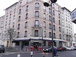Hôtel Moderne Saint-Ouen