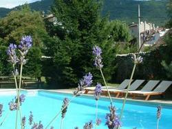 Hotel Le Castel Fleuri Saint-Jean-en-Royans