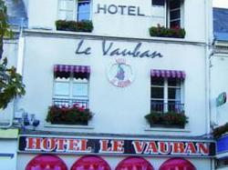 Hôtel Le Vauban Carentan