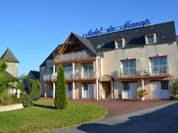 Hôtel Du Manoir Tourlaville
