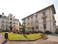Le Metropole - Cerise Hotels & Résidences Luxeuil-les-Bains