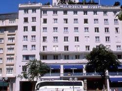 Quality Hôtel Christina Lourdes
