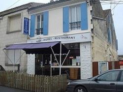 Hotel Hotel Restaurant De La Gare Saintes