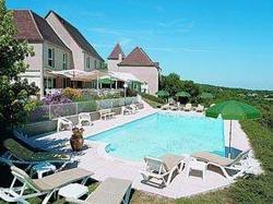 Inter-Hotel Le Relais De Castelnau Loubressac