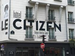 Le Citizen Hotel Paris