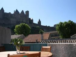 Photo de la résidence Les Balcons De La Cité - Le Saint Gimer à Carcassonne