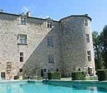 Hotel Château De Fourcès Fourcès